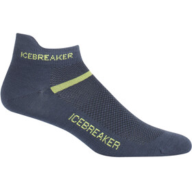 Icebreaker M's Multisport Ultra Light Micro Socks oil/citron